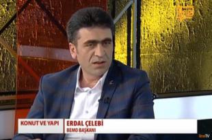 KONUT VE YAPI -01.05.2015- ERDAL ÇELEBİ (BEMO)